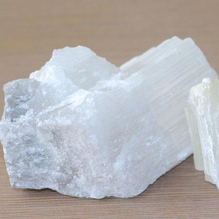 Large crystallized magnesia