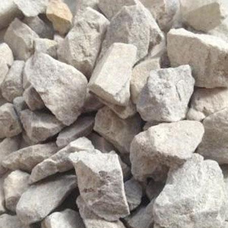 Calcined dolomite
